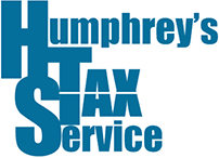 Humphrey's Tax Services header logo